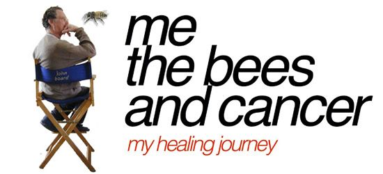 An interesting look at a personal journey through natural medicine with Me, the Bees and Cancer.