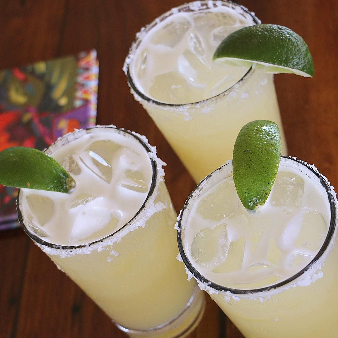 This National Margarita Day, Whether You're Ordering On