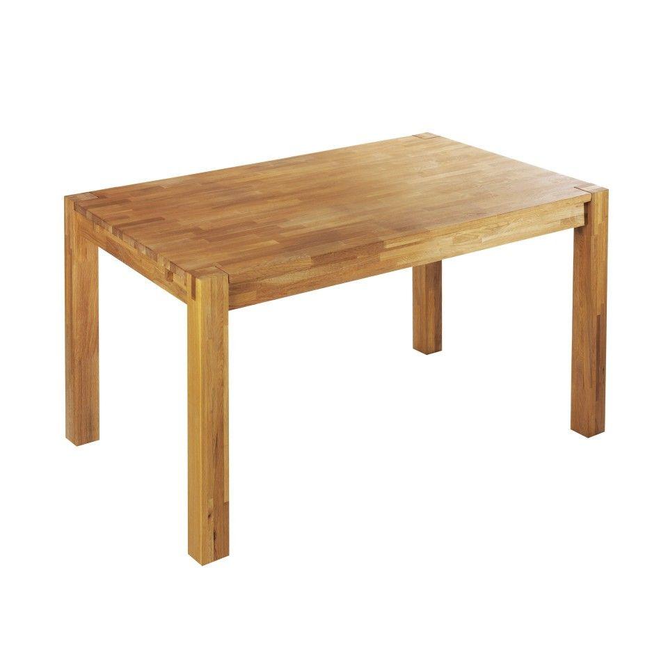 Esszimmermöbel bank  Mesa de madera de roble 90x140 de Jysk | Casa Futura | Pinterest ...