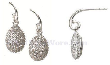 Kate S Links Of London Hope Egg Earrings