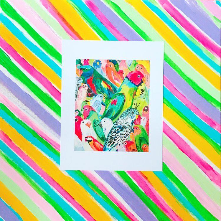 Pin on Print Shop Whimsical + Wild Wall Art
