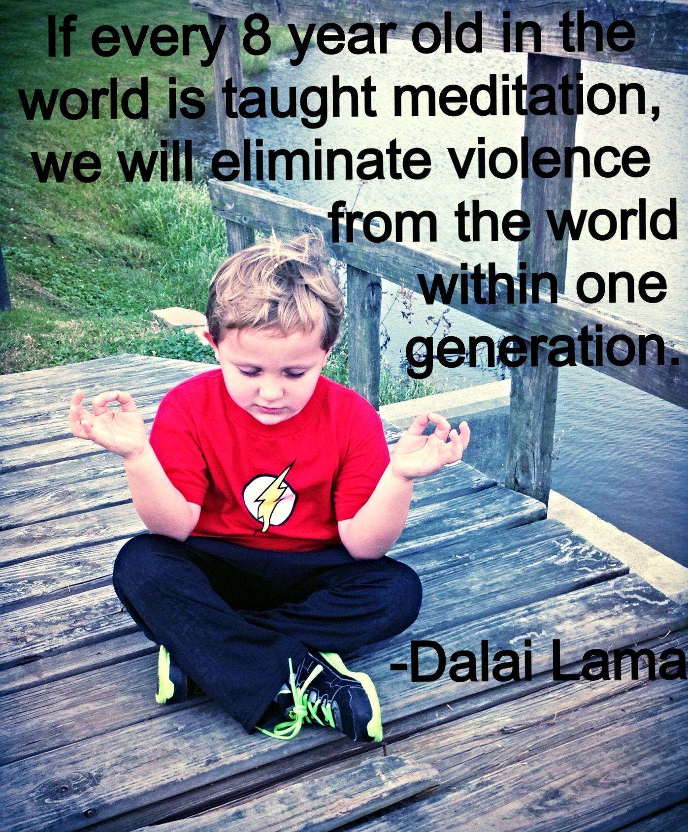 Can Meditation Help Kids With Autism >> Meditation For Children Aum Meditation Kids Mindfulness