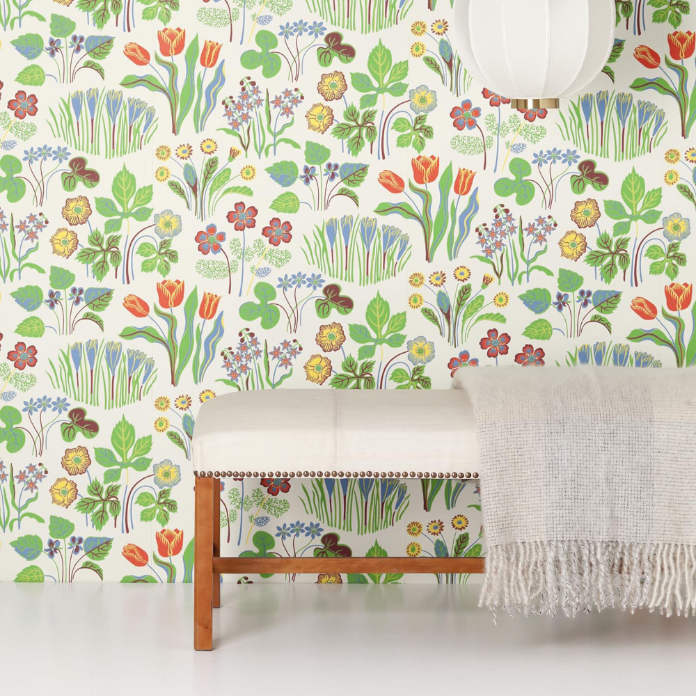 Wallpaper Vårklockor in 2020 Spring flowers wallpaper