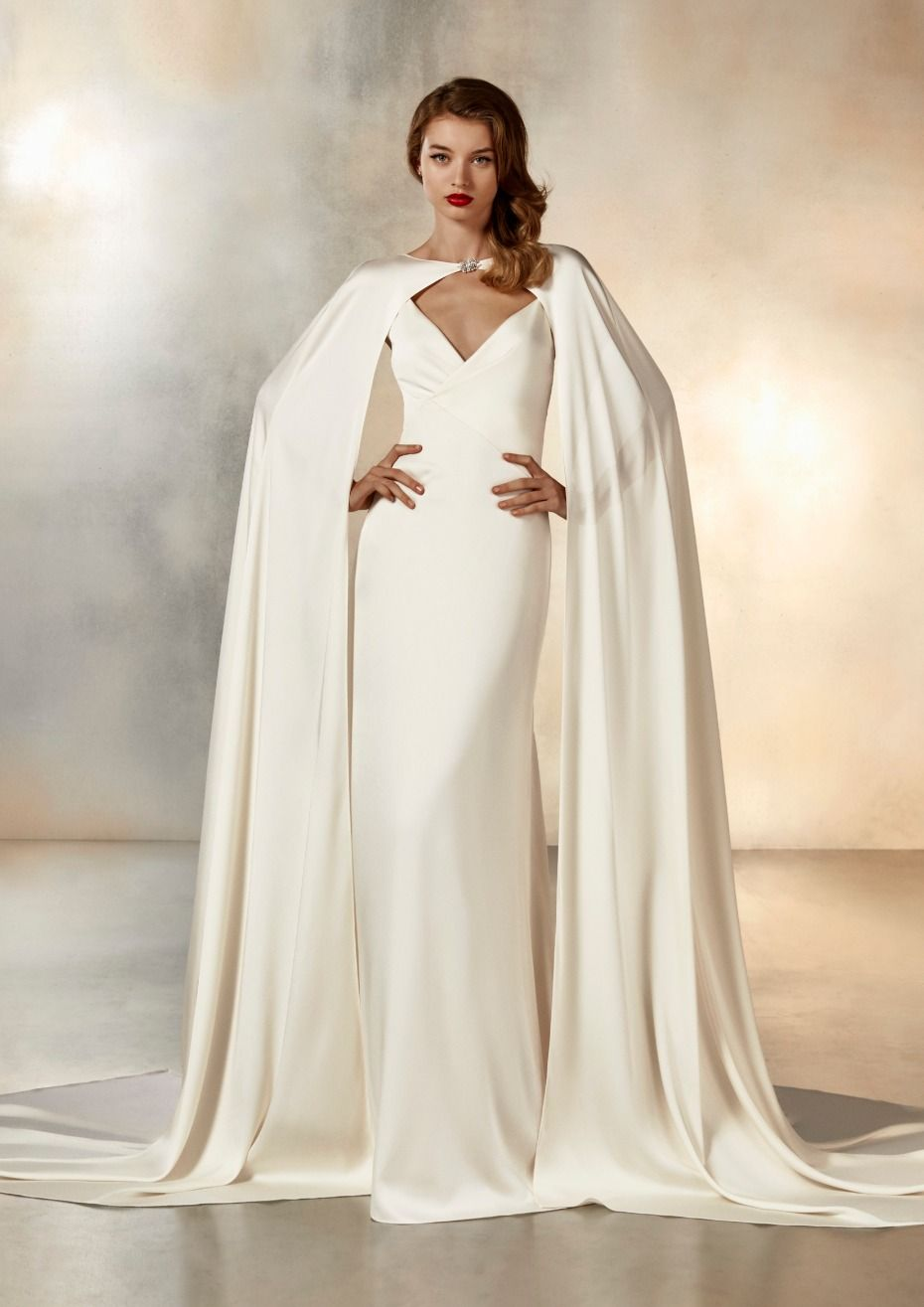 7b80c476e199d Pronovias 2020 Cruise Collection #wedding #bride #bridalgown #weddinggown # pronovias #DancingLights #newfashion #sparkle #bridesparkle #newbride  #2019bride ...