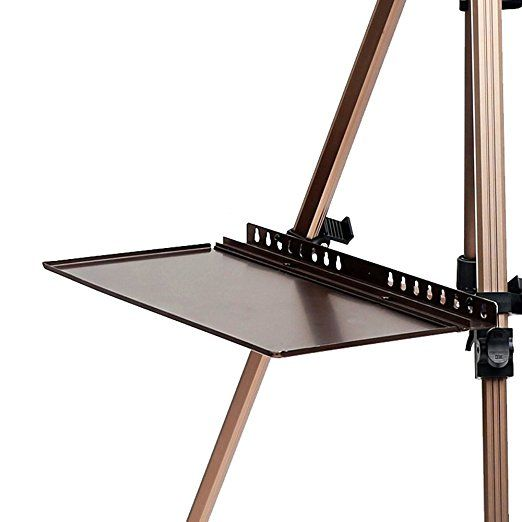 MyLifeUNIT Artist Aluminum Replacement Easel Tray | art/painting ...