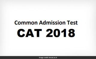 CAT 2018: MBA Admissions, Exam Notification & Important