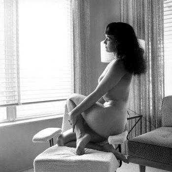 Bettie Page photographed by Bunny Yeager