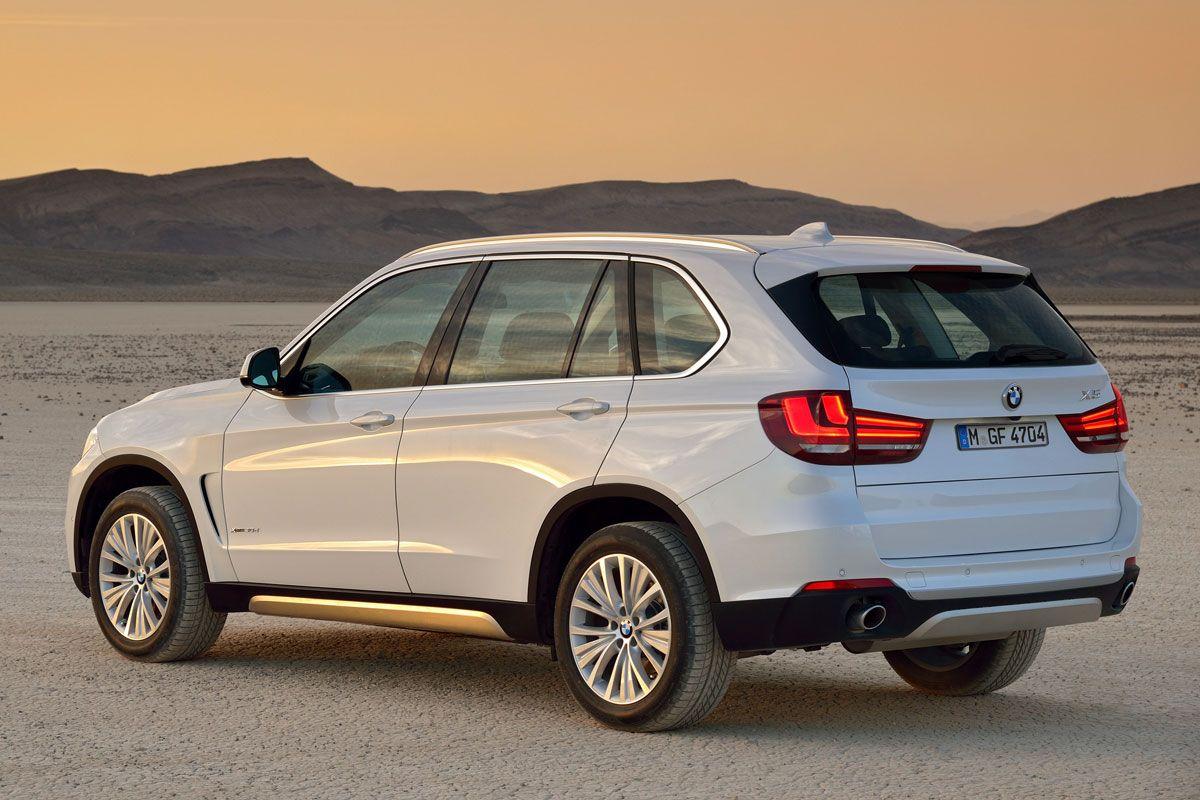 BMW X5 xDrive40d High Executive specificaties | Auto vergelijken - AutoWeek.nl