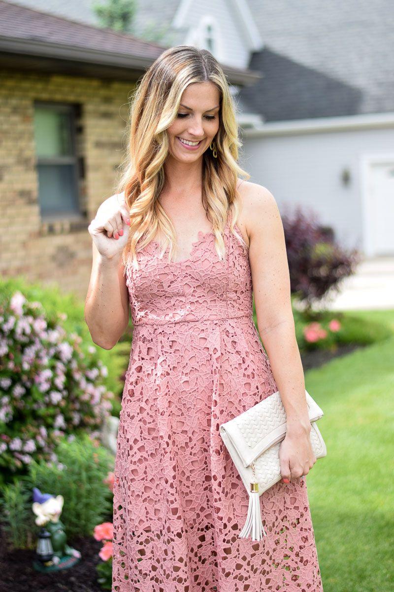 The perfect wedding guest dress grace pinterest dresses