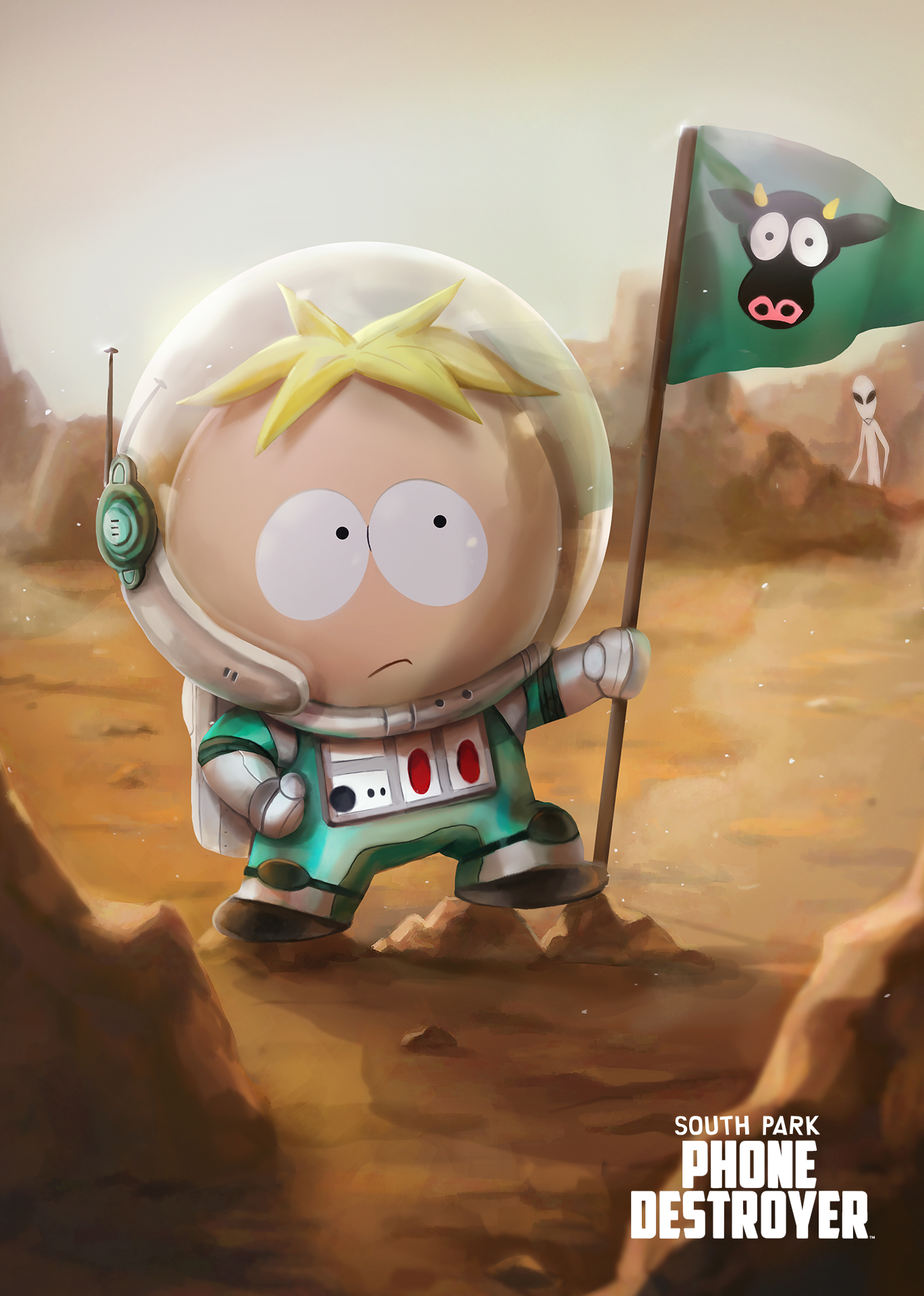 South Park Phone Destroyer Butters South Park South Park