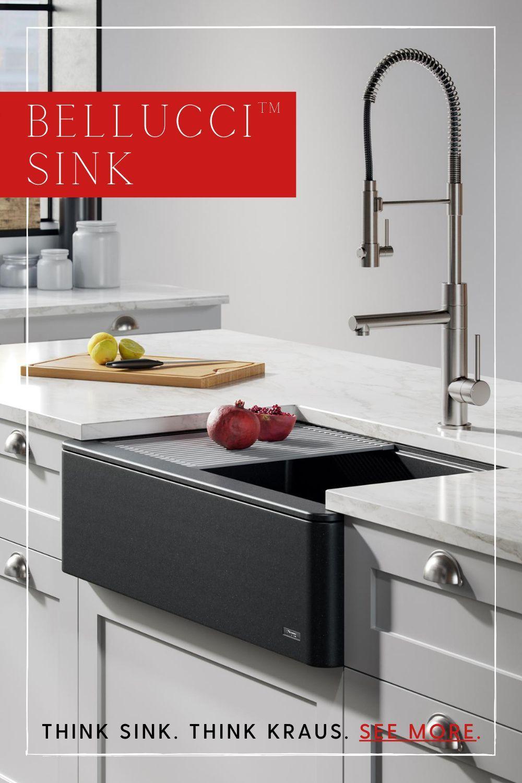 granite quartz composite kitchen sinks
