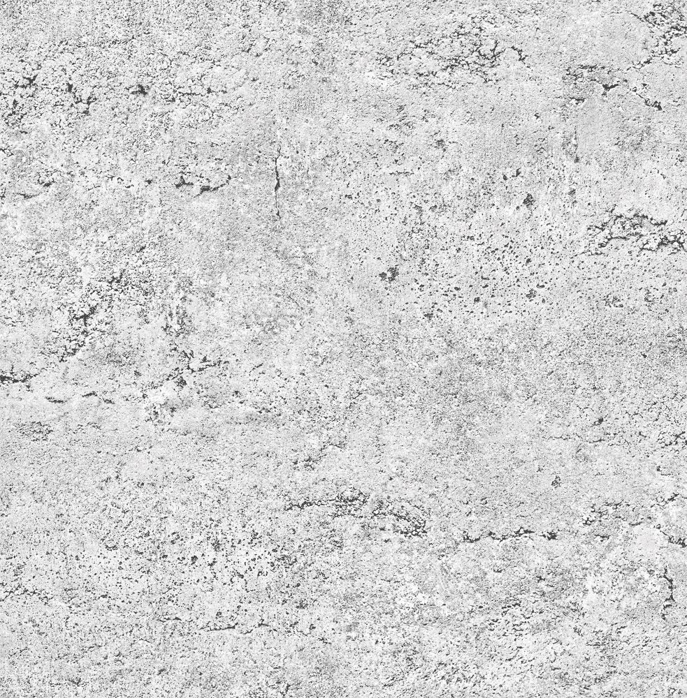 Light Grey Concrete Rough Wallpaper in 2020 Concrete