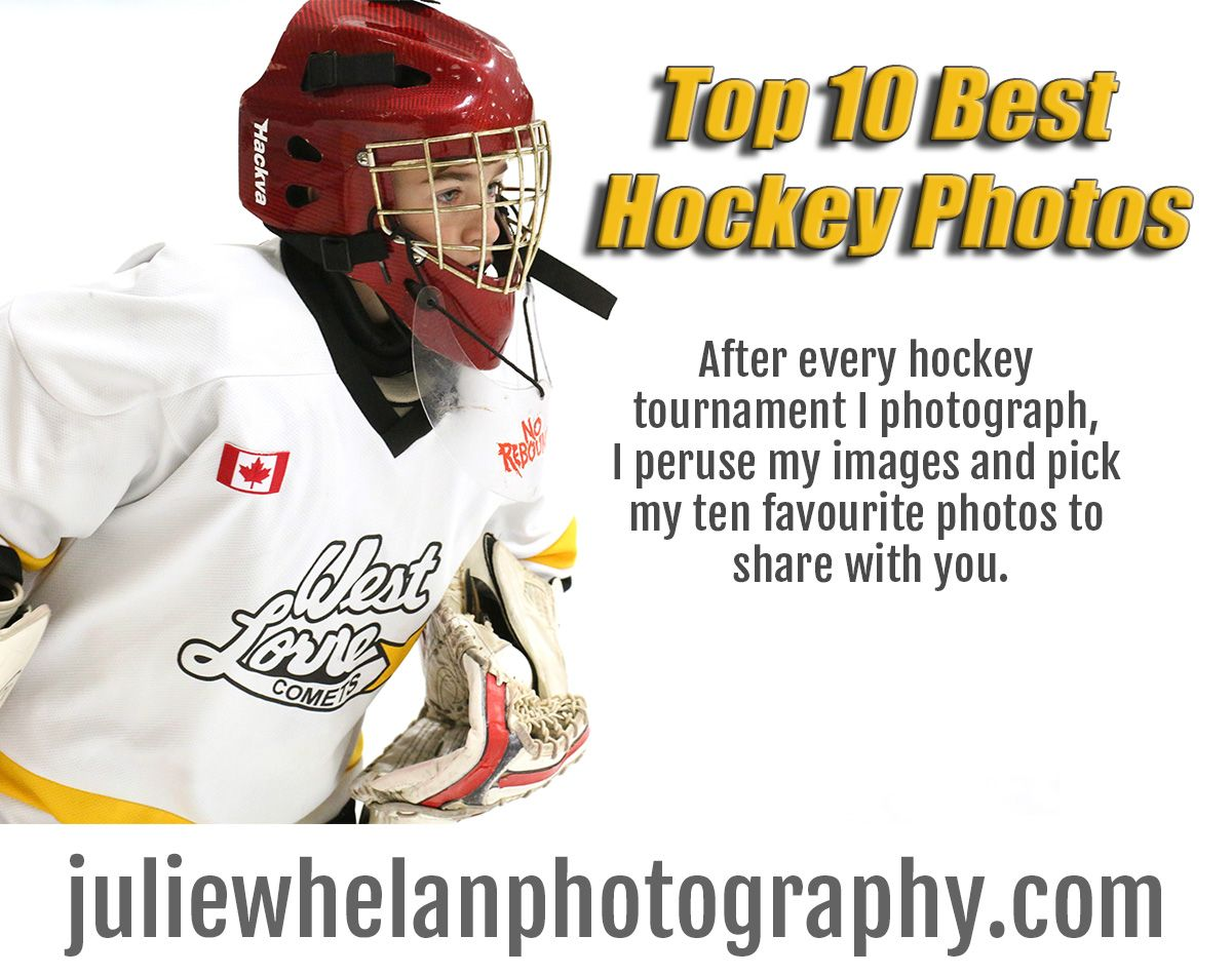 The Top 10 Best Action Hockey Photos Captured On The Ice At Hockey
