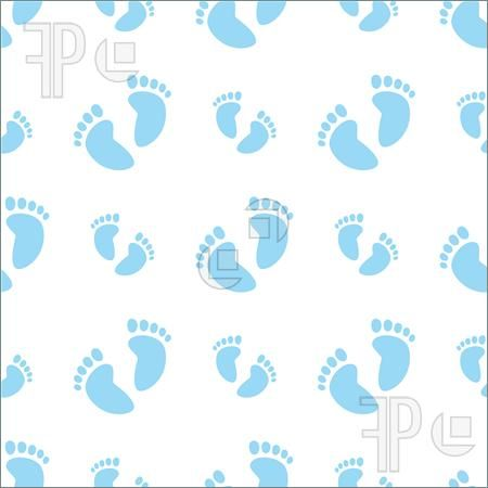 Illustration of vector illustration of a seamless baby feet pattern illustration of vector illustration of a seamless baby feet pattern in blue voltagebd Image collections
