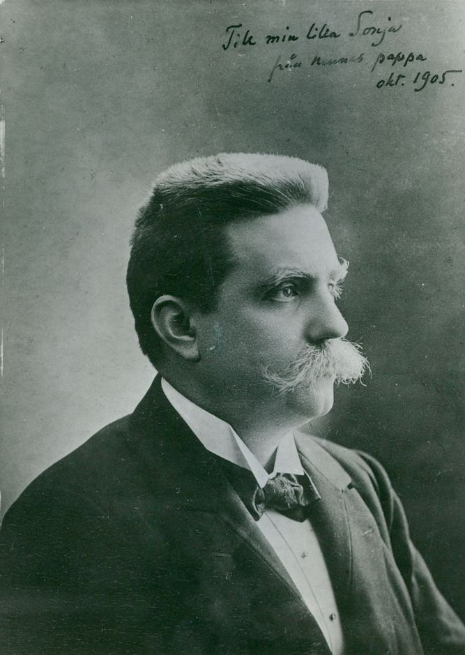 Hjalmar Branting (1860–1925)