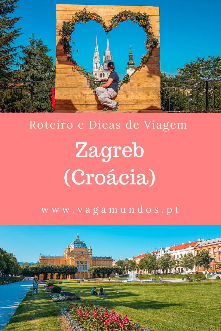 Visitar Zagreb Croacia Roteiro De 2 E 3 Dias Com O Que Ver E Fazer Em 2020 Croacia Viagens Viagem Na Europa