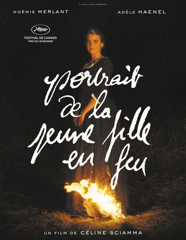 Portrait De La Jeune Fille En Feu Une Passion A L Etat Pur Signee Celine Sciamma Elle Fire Movie Free Movies Online Full Movies Online