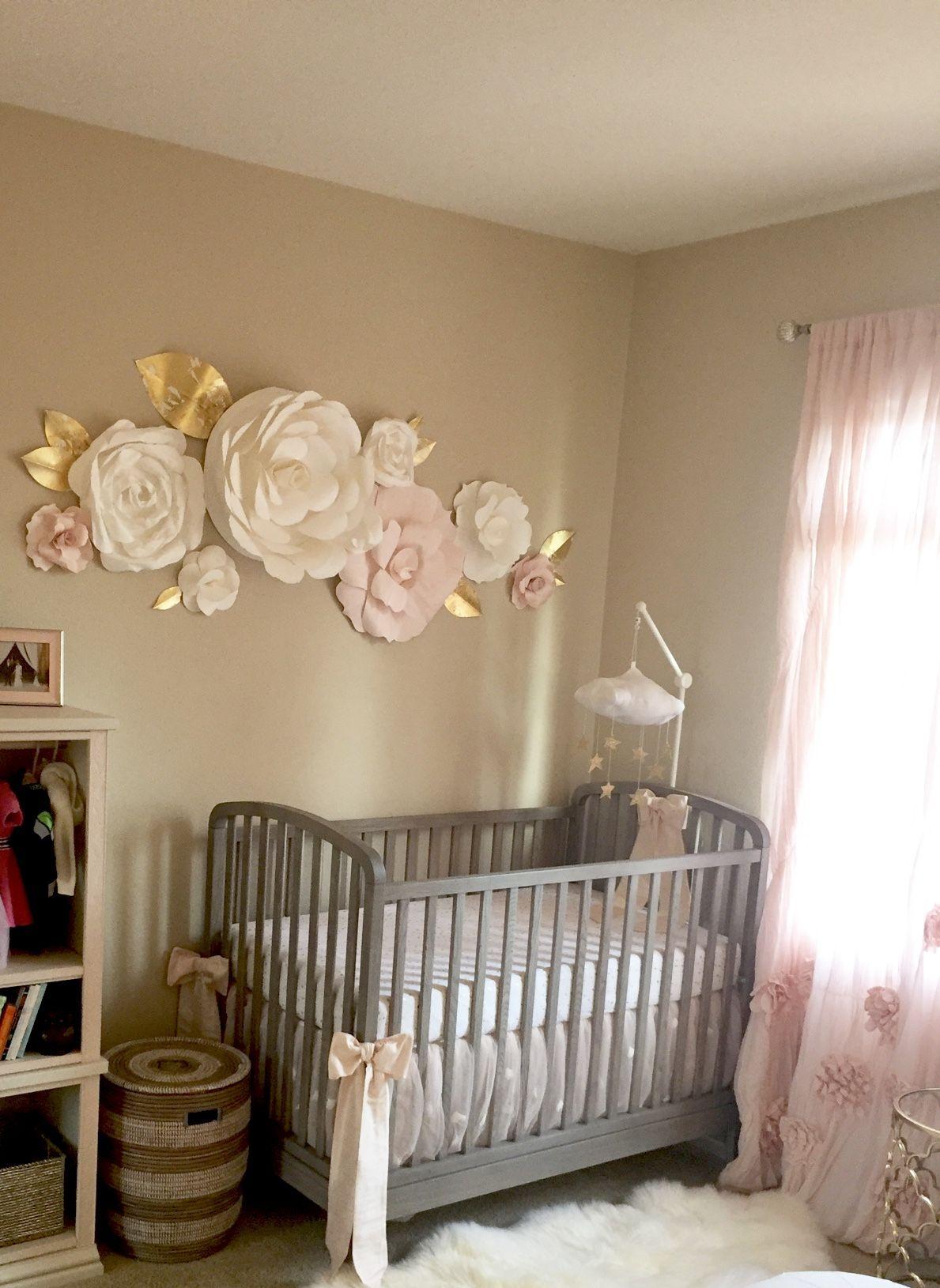 Nursery Ideas Baby Petal Pink