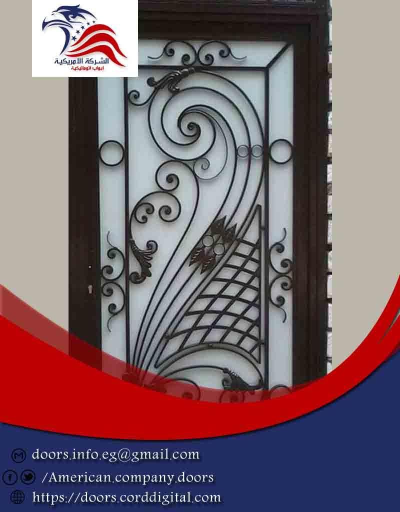 بوابات حديد ليزر Creative Napkins Decor Doors