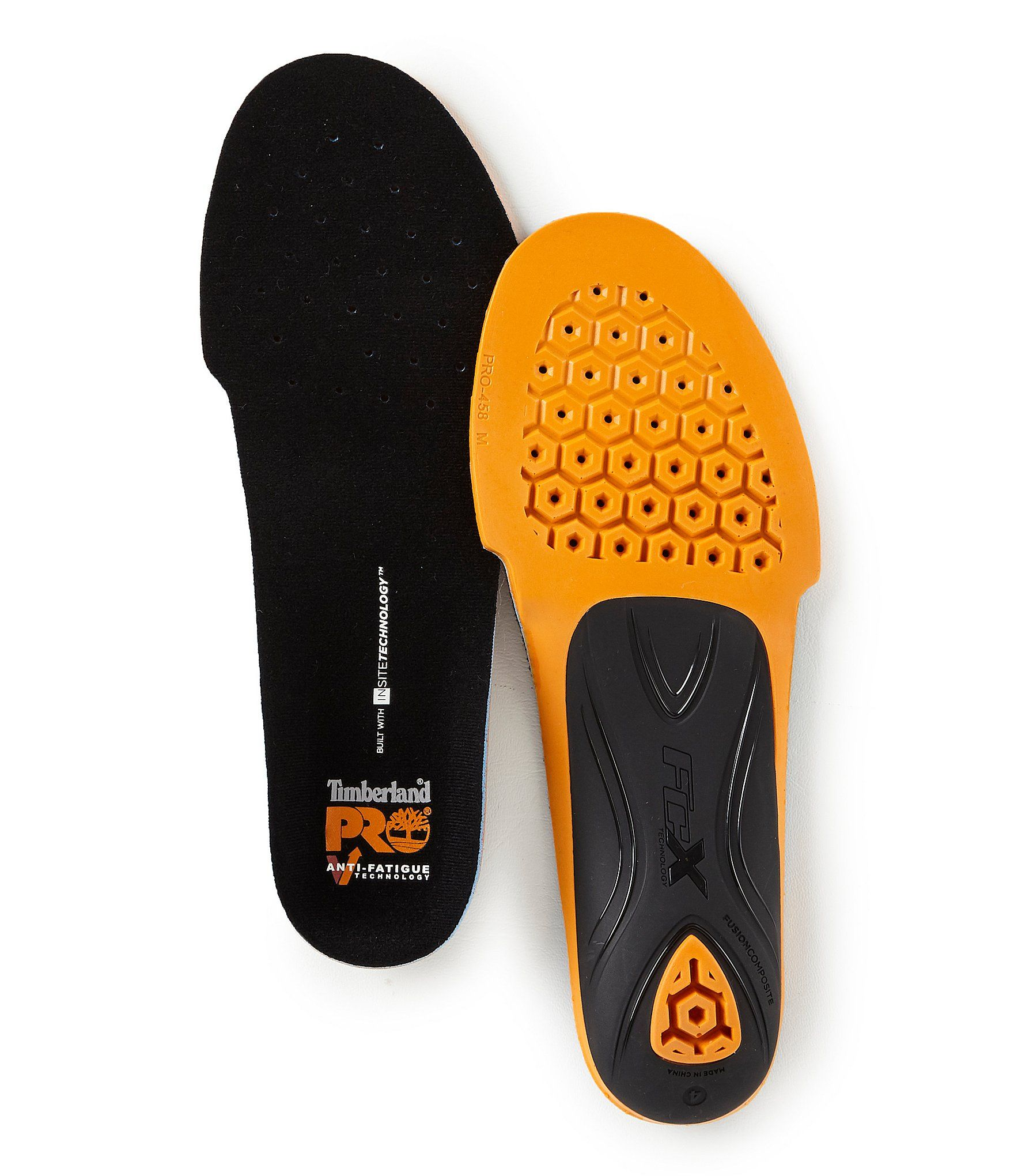 timberland work boot insoles