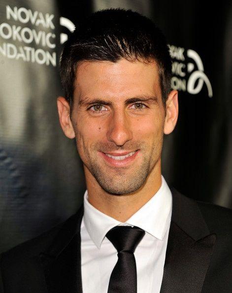 Novak Djokovic Hairstyle Novak Djokovic Tennis Players Tennis News