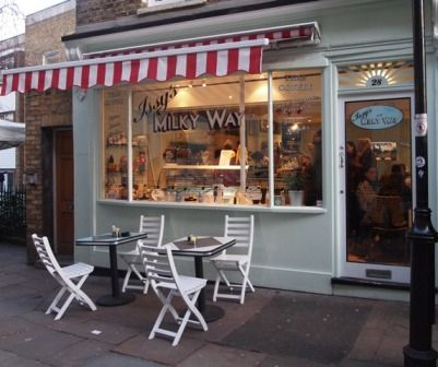 We Recently Discovered This 1950 S Milkshake Bar And Well What Can We Say It S Like Coming Home Cafe 50s Cafe Style Vintage Cafe