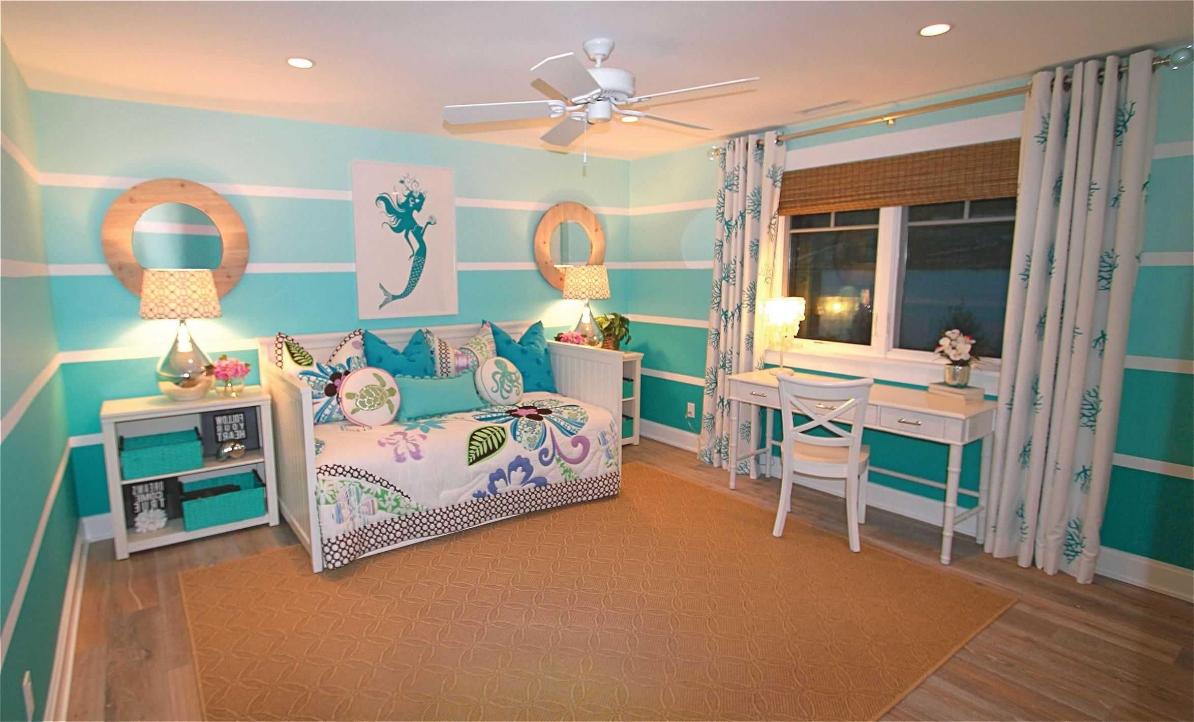 Teen Bedroom: Teenage Girl Beachy Bedroom Ideas Enchanting Teenage ...