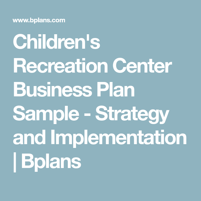 sample grant proposal for community center