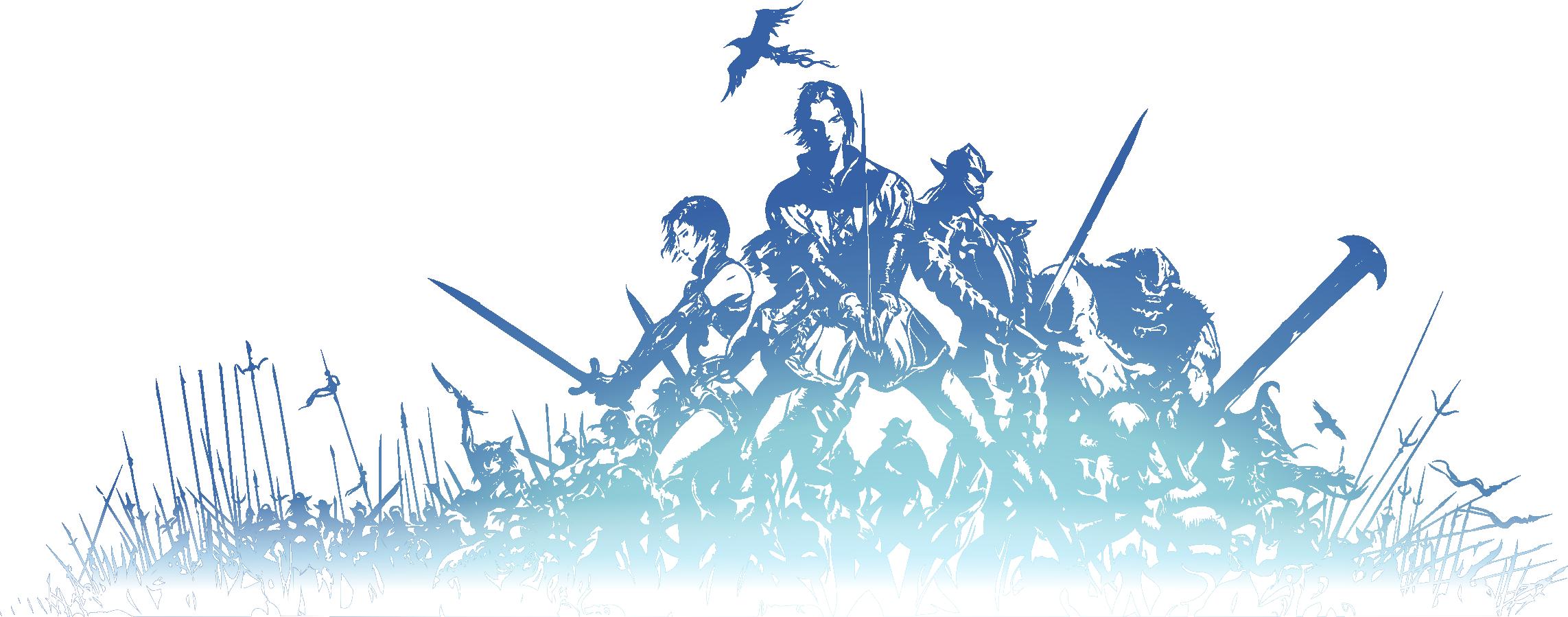 Final Fantasy XI logo by eldi13 on deviantART