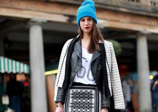 The 30 Best Street-Style Snaps From LFW