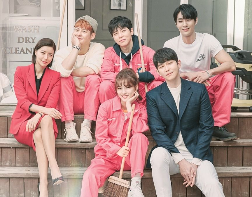 Premiere Watch Clean With Passion For Now Boyfriend Memories Of The Alhambra Dramabeans Korean Drama Recaps Drama Korea Korean Drama Kdrama