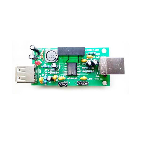 Adum cnc usb isolator protection board magnetic