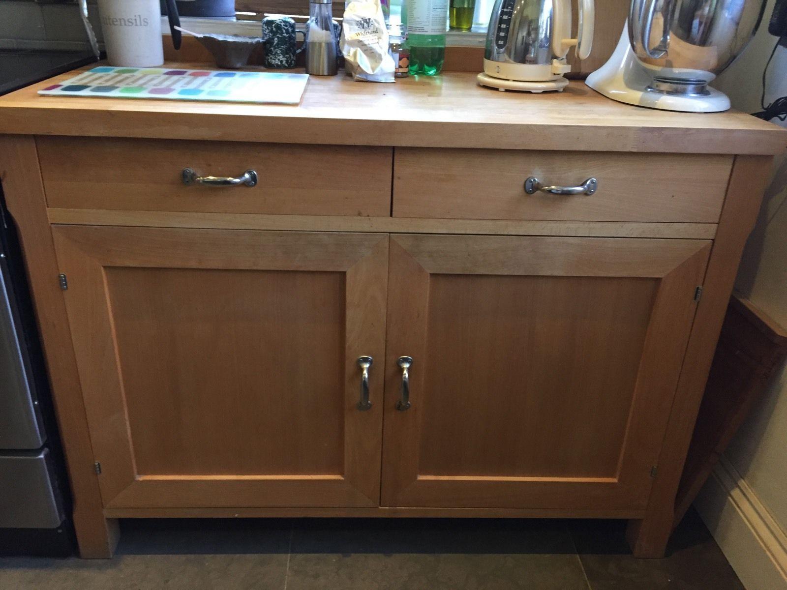 Habitat Olivia Oliva Complete Kitchen Used But Good Condition Complete Kitchens Kitchen Units Furniture Diy