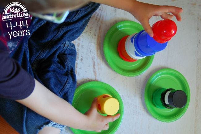 Stacking Cups - Ways for every age to play! | Activities