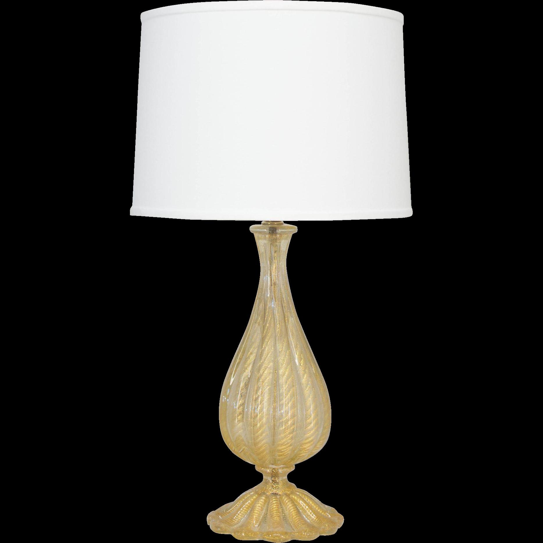 Murano gl floor lamp murano gl floor lamps 173 for at 1stdibs - Mid Century Murano Glass Lamp By Barovier Toso Hand Blown Glass Cordonato D