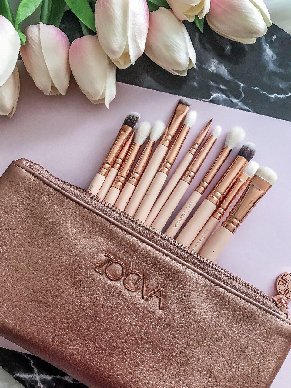 Zoeva Makeup Brushes A Review Zoeva makeup brushes