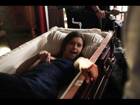 The Vampire Diaries Season 7 Elena Gilbert Is Back Youtube