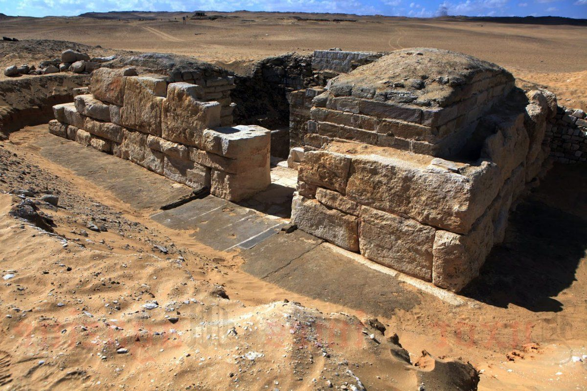 Egyptian Queen Khentkaus III And Warning Of 'Dark Period' Of Ancient Egypt 4,600 Years Ago