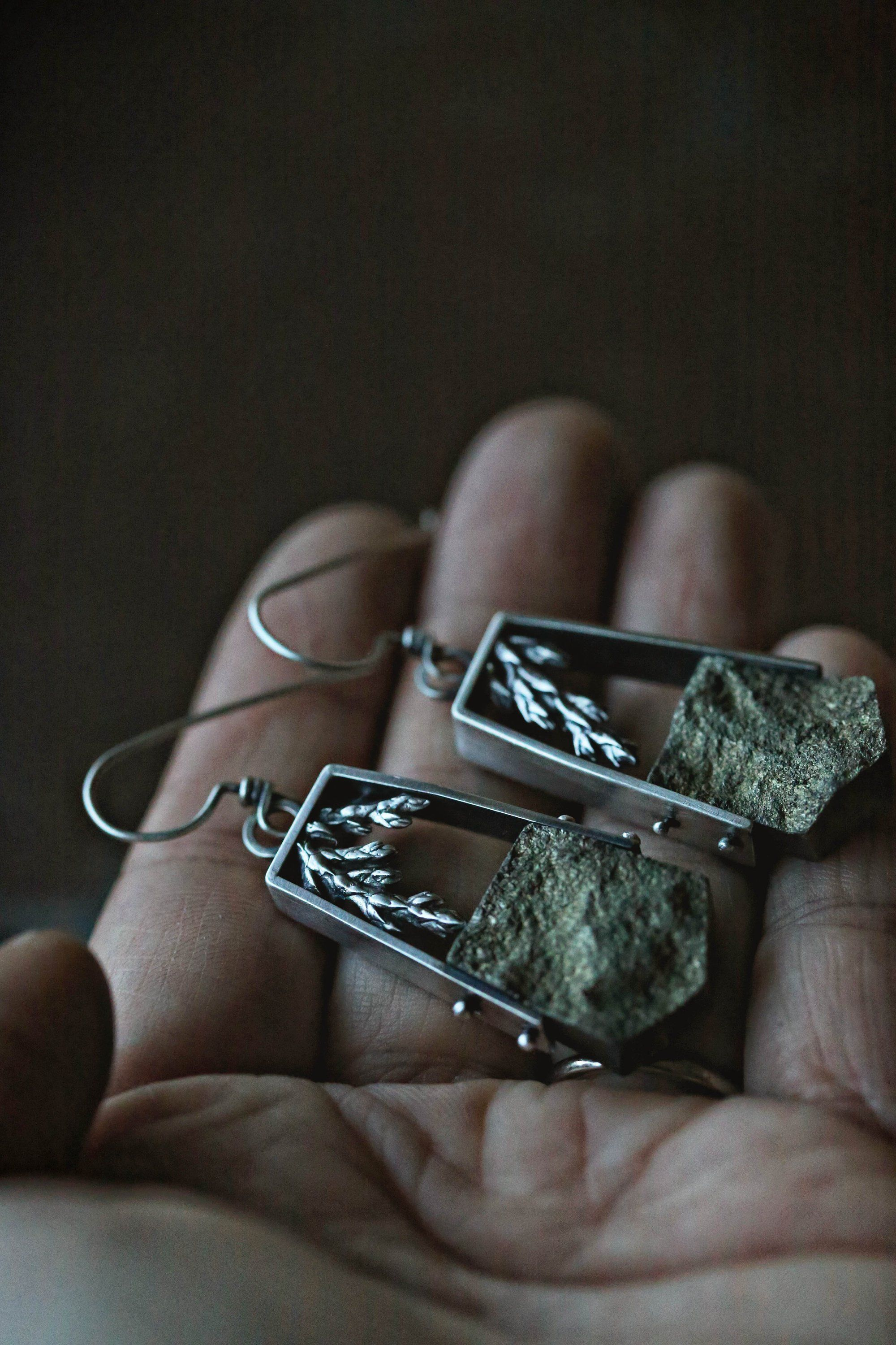 Of Mineral and Marrow Pyrite Pyrite, Jewelry, Ring size