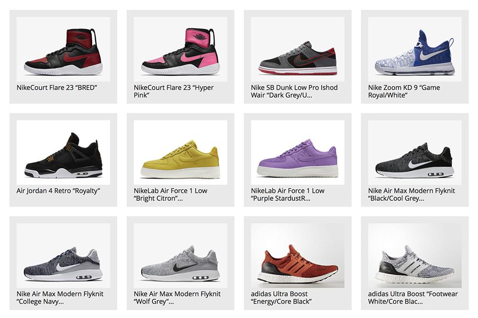 Coolest Sneakers of the Week Sneaker Drops This Week
