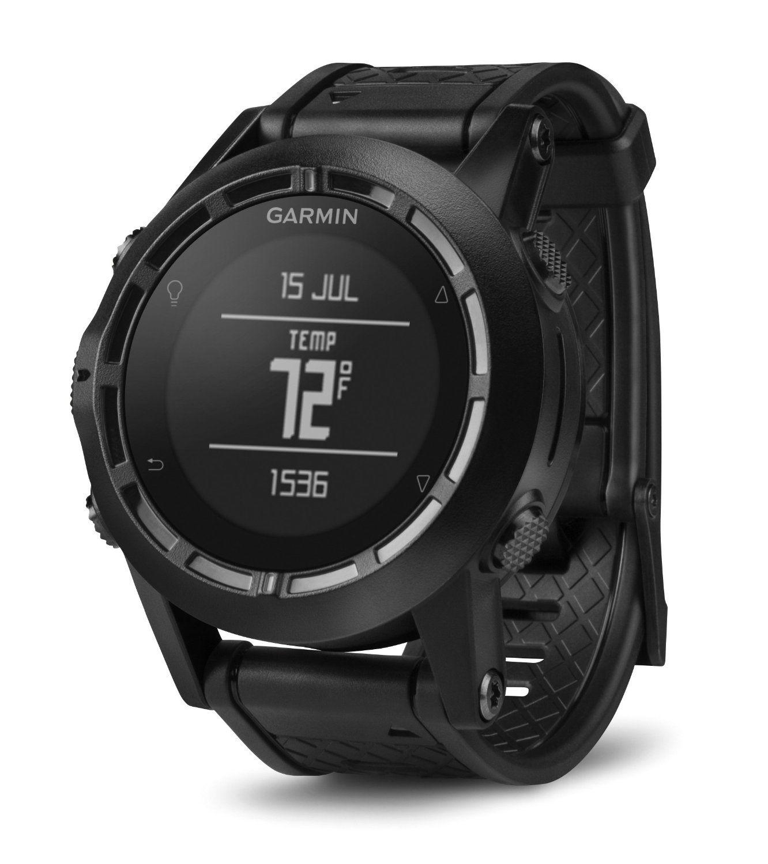 Garmin Fenix 5 GPS, Slate Grey with Black Band Amazon.co