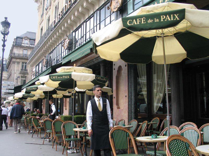 Café de la Paix, 12 Boulevard des Capucines, Paris IX