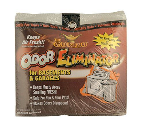 Eliminate Musty Smelling Basement Odors