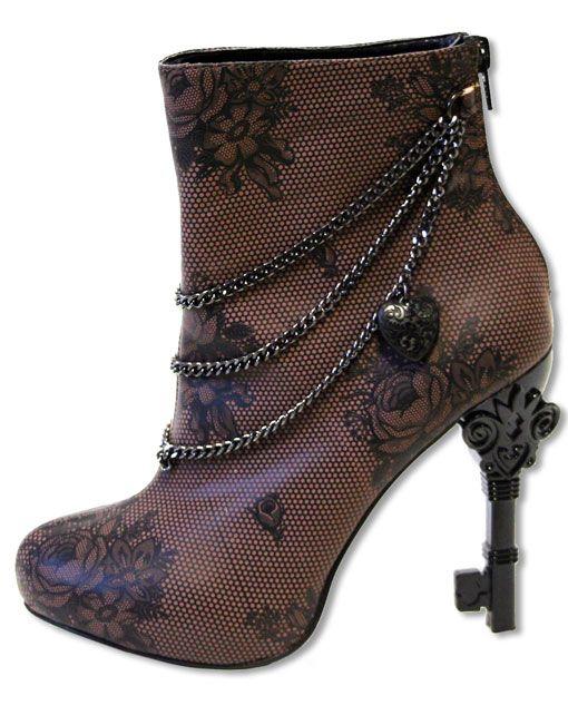 Mici ViktorianischChici ViktorianischChici Steampunk Steampunk Stiefelette Stiefelette Mici Steampunk ViktorianischChici Stiefelette iPkXuOZ