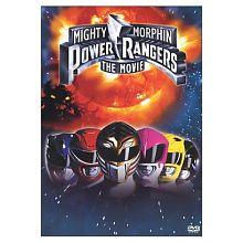 Mighty Morphin Power Rangers - The Movie DVD -  20th Century Fox - $7.99