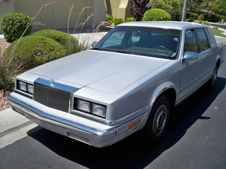 1990 Chrysler New Yorker Chrysler new yorker, Chrysler