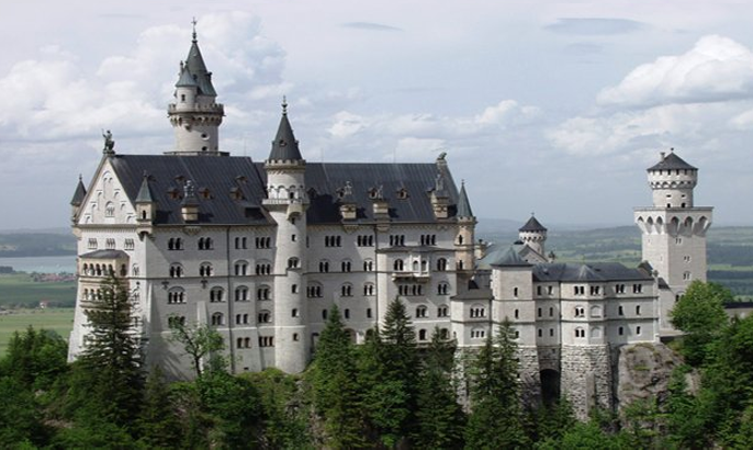 Bavarian Alps Of Germany At Hotel Ruebezahl I Must Admit That The Allure Staying In A Castle Is Great Their Are Many Europe And My Ee For