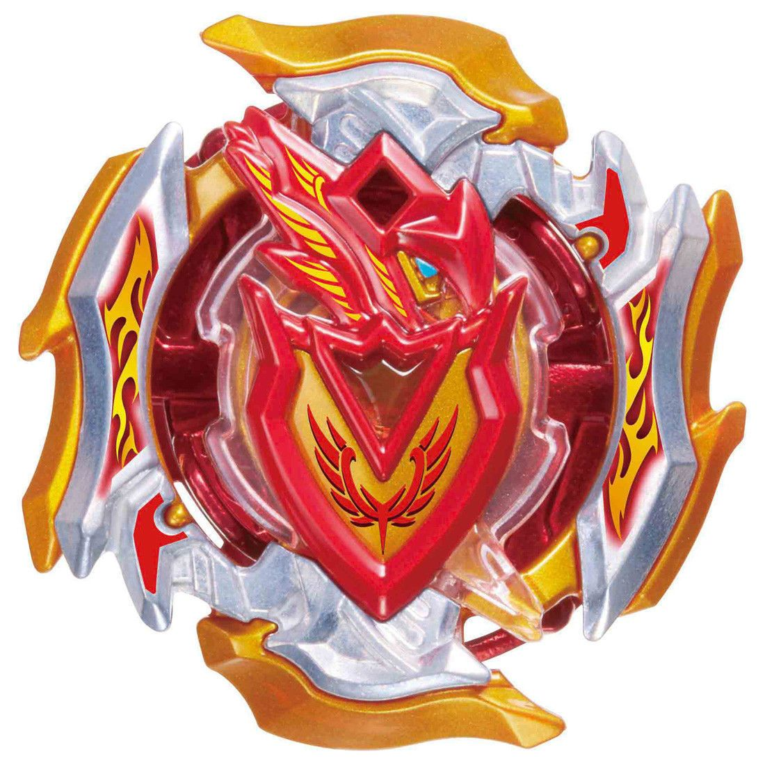 Takara Tomy Beyblade burst B121 Triple Booster Set JAPAN