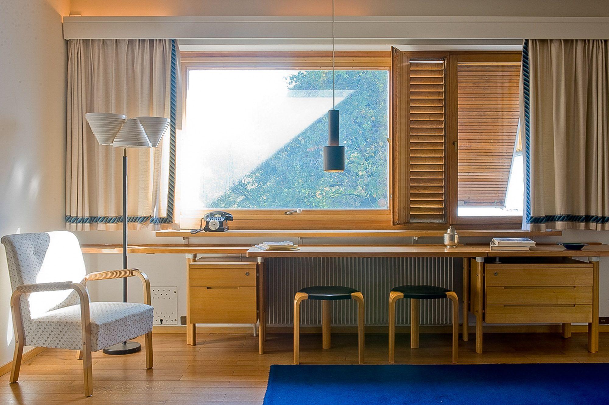 alvar aalto arkkitehti / maison louis carré, bazoches-sur-guyonne