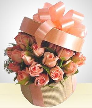 flores a guatemala rosalie sorpresa de rosas en caja - Fotos De Ramos De Flores Preciosas